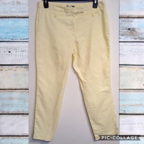 62f893eeb39 Roz   Ali Pants - 🌟5 for  25🌟 Plus Size Roz Ali Yellow Ankle